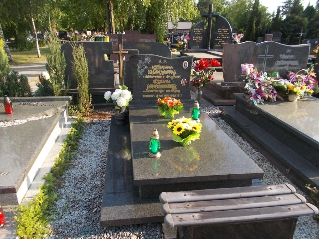 Konserwacja grobów