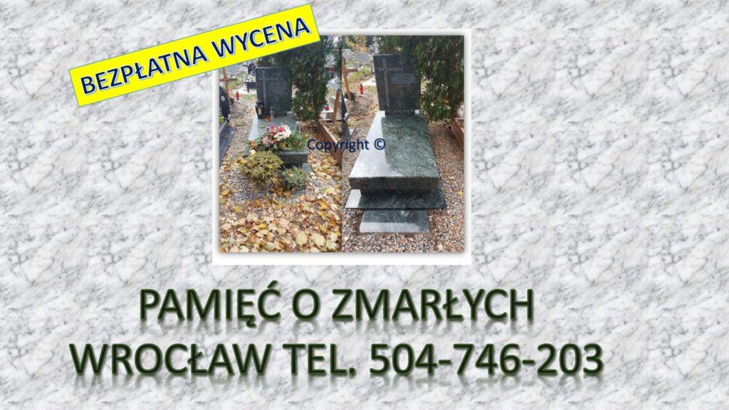 Firma sprzatająca groby, Wrocław.
